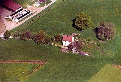 Luftbild Aumühle