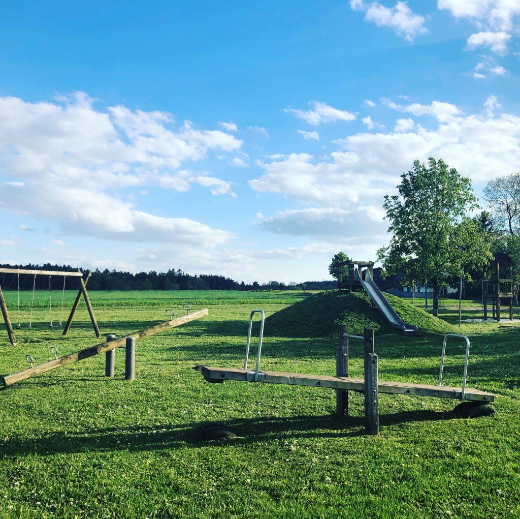 Kinderspielplatz Selbitz