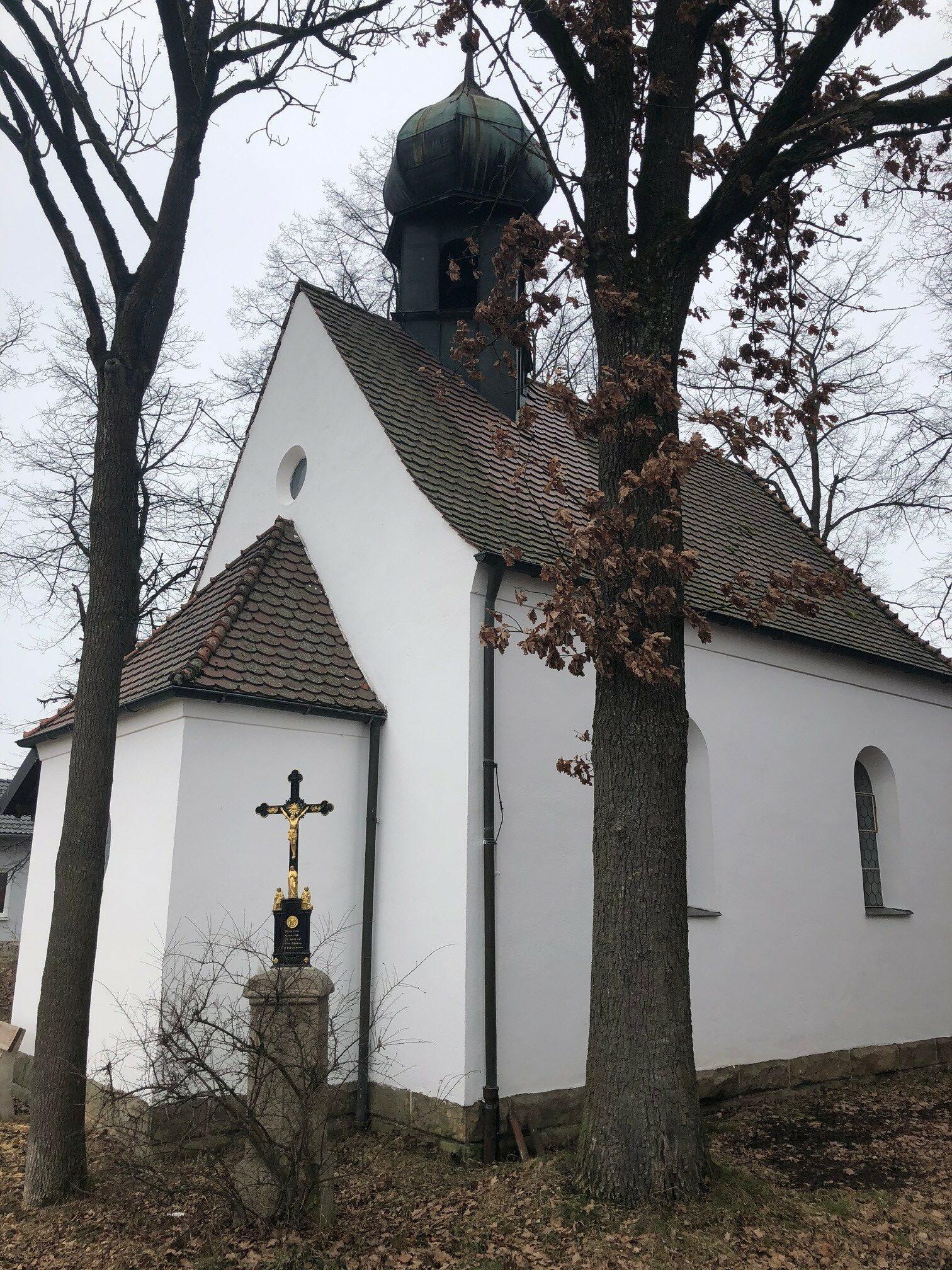 Kapelle in Roslas