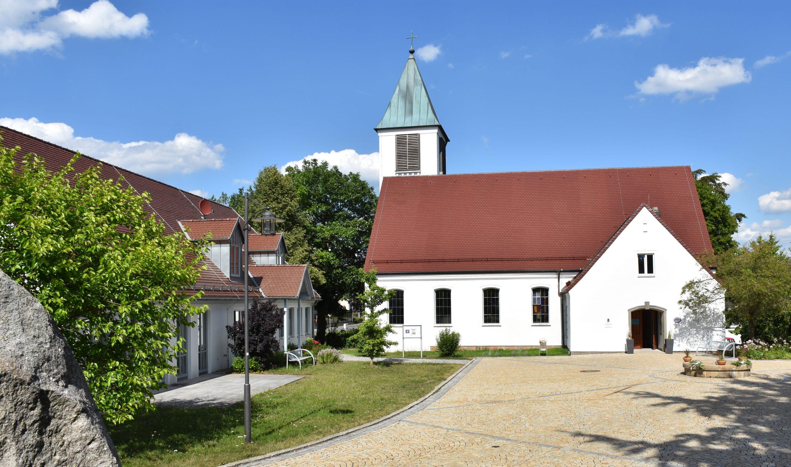 Christuskirche Speichersdorf