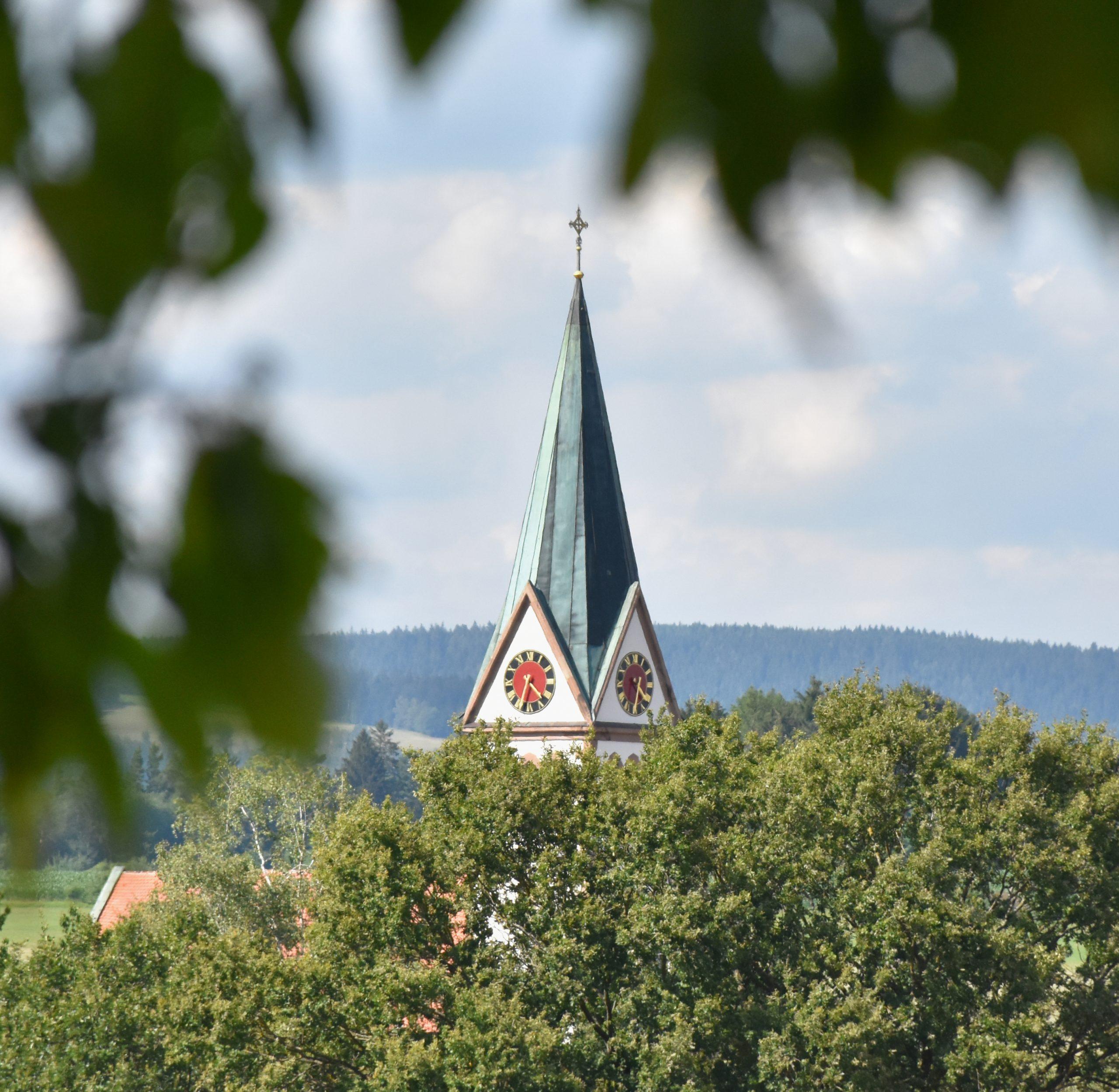 St. Johannis Kirche Wirbenz
