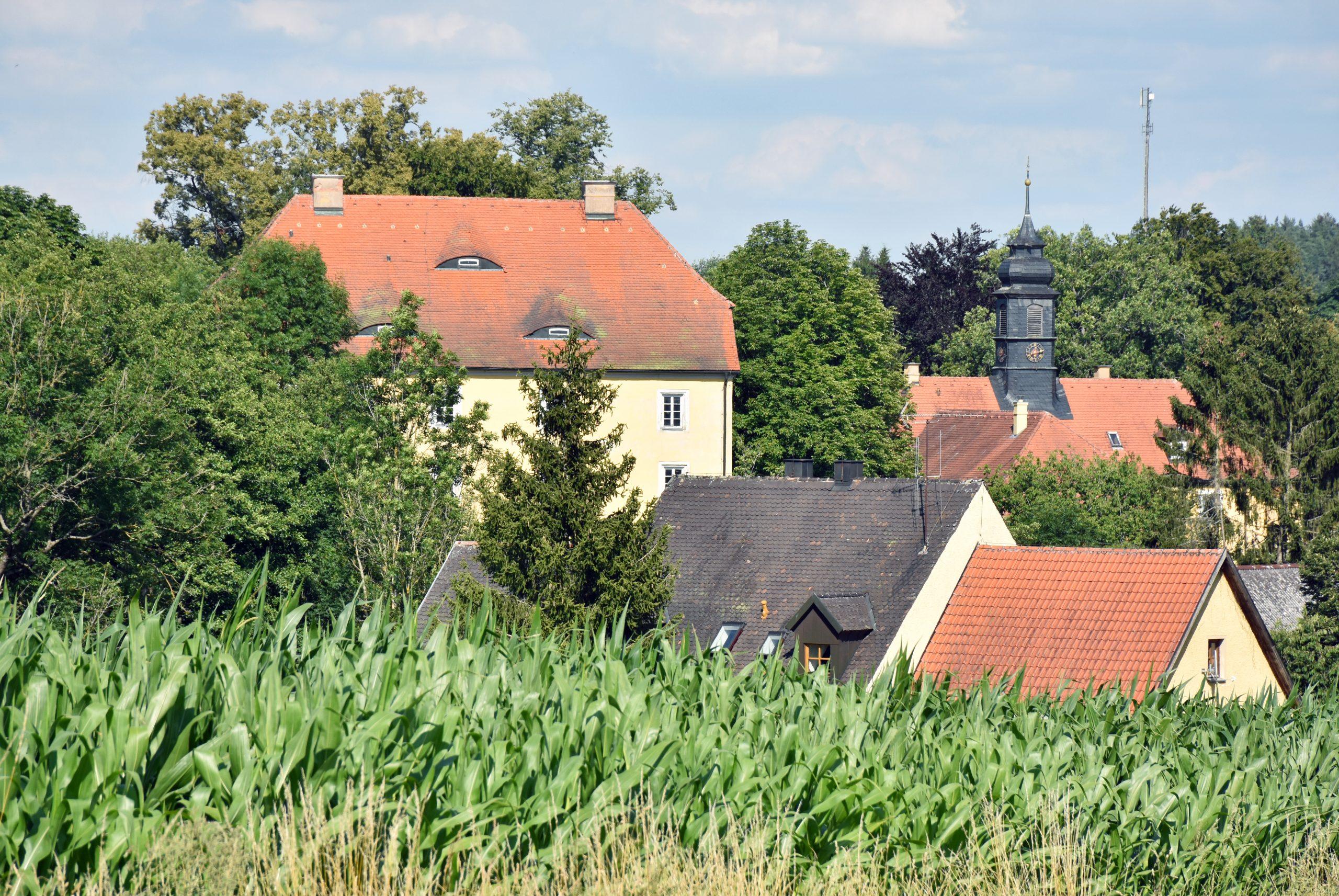 Schloss Göppmannsbühl
