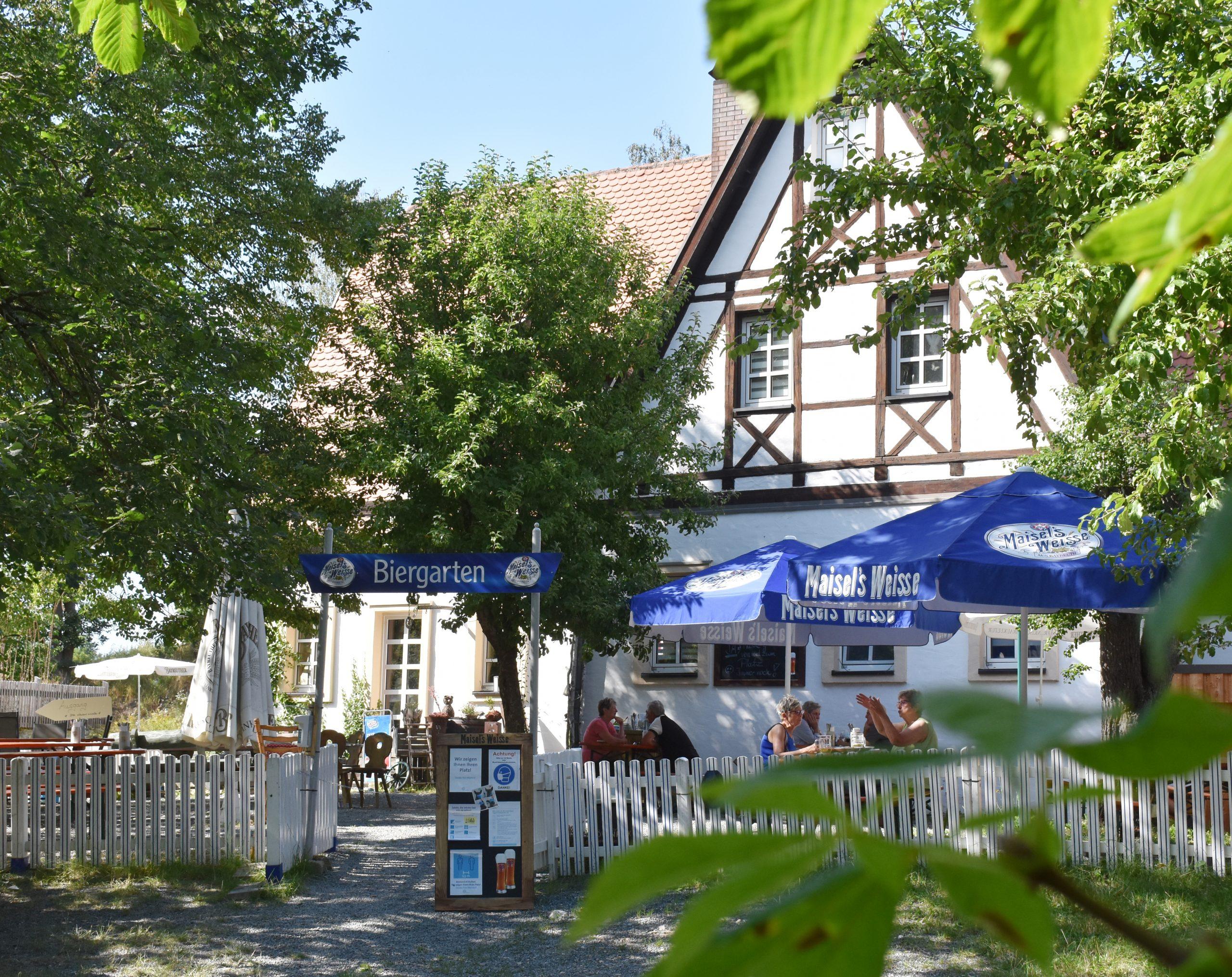 Biergarten Tauritzmühle