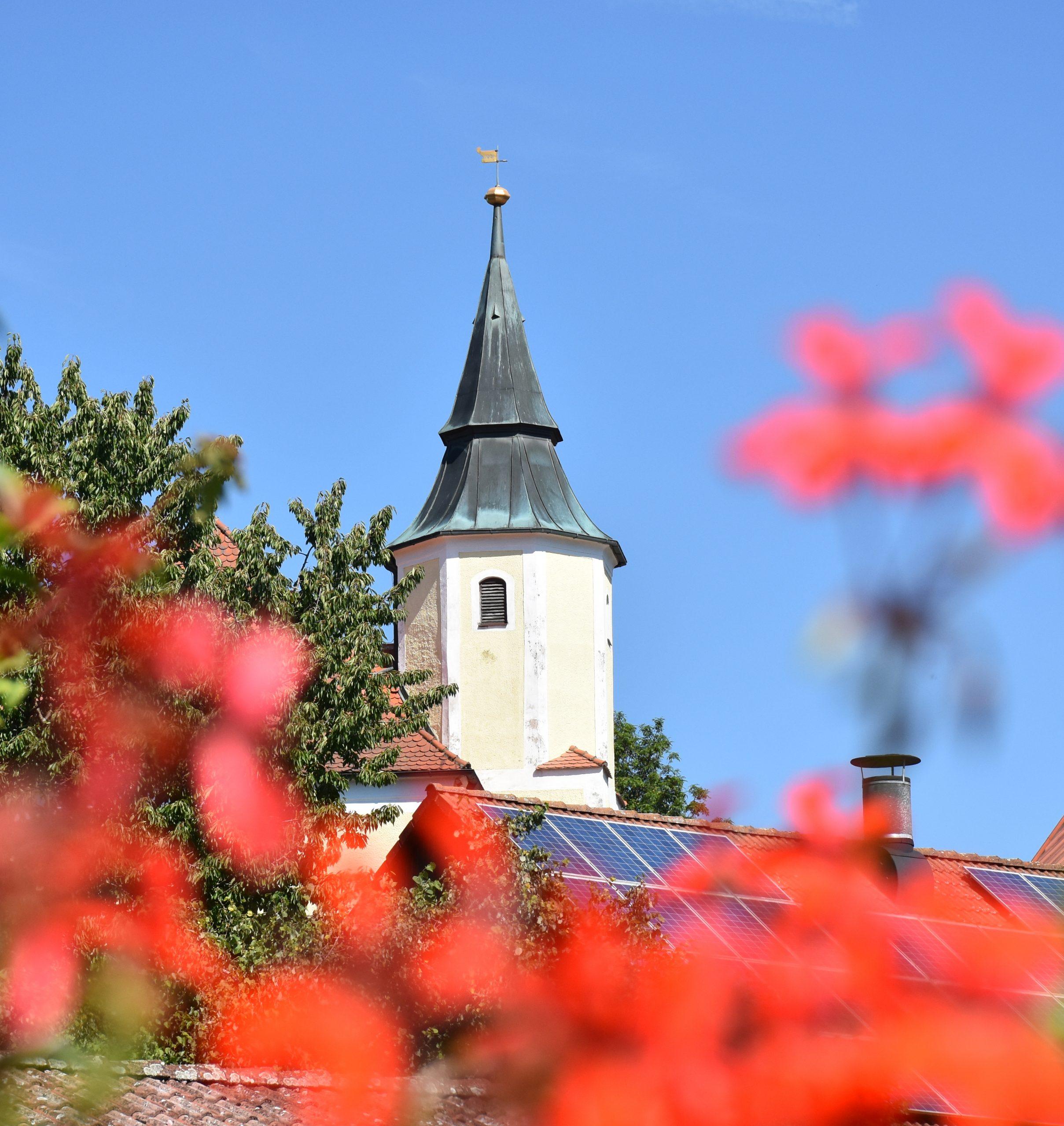 St. Ursula Kirche Haidenaab