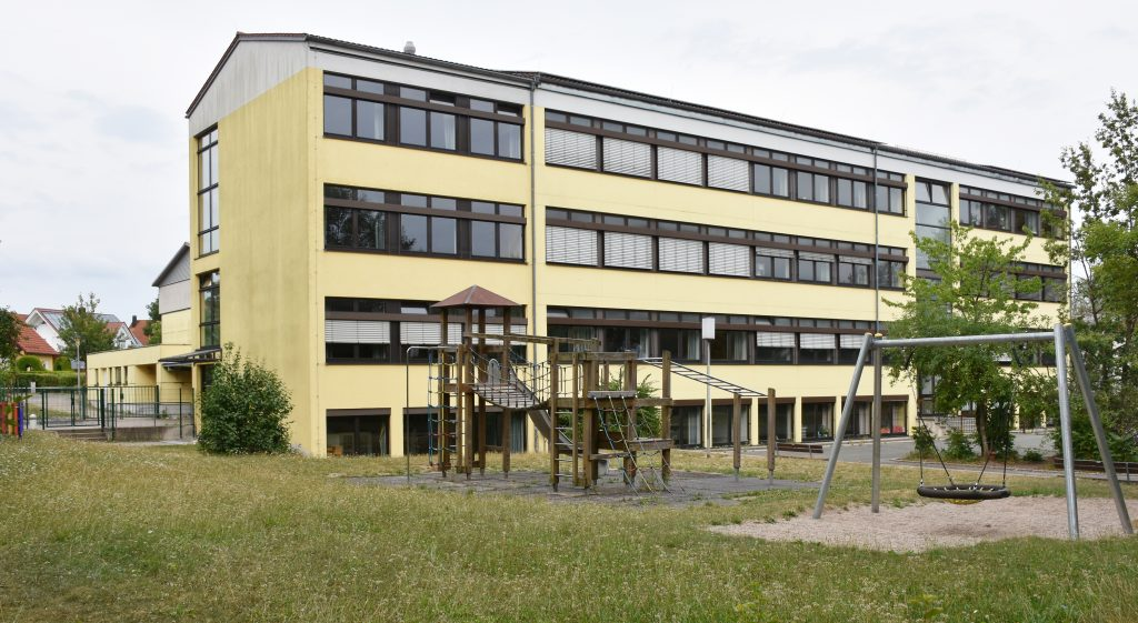 Werner-Porsch-Schule Speichersdorf