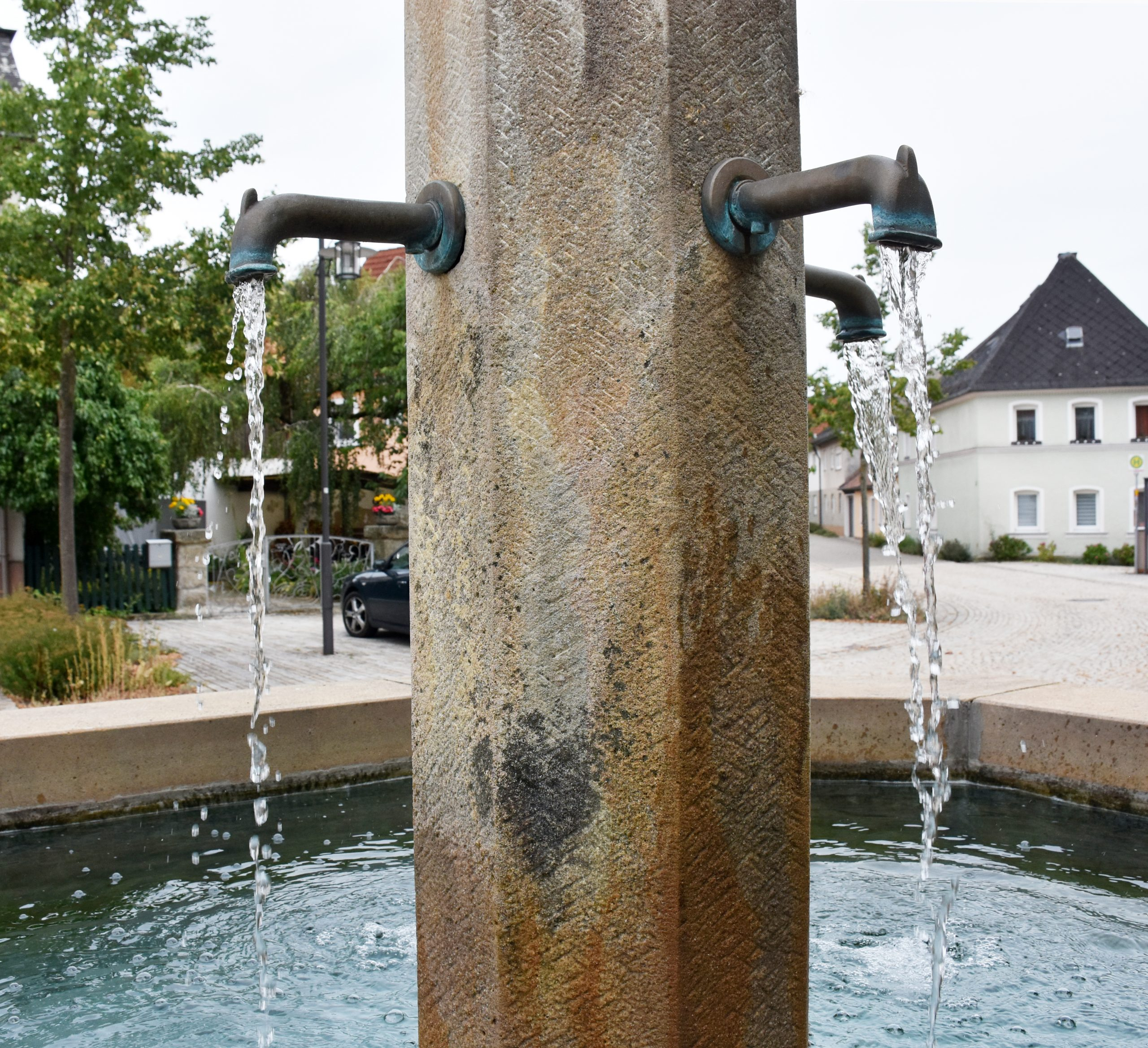 Wasserversorgung Speichersdorf Symbolbild