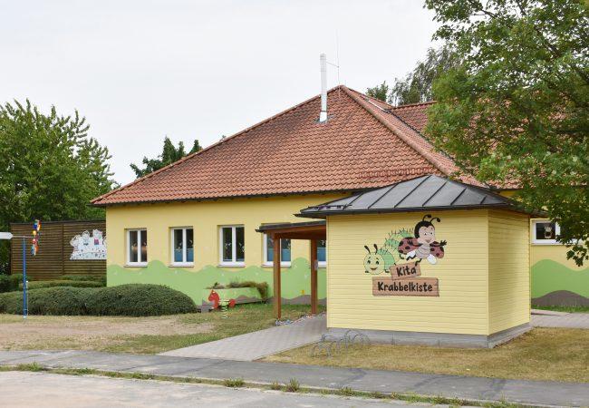Kita Krabbelkiste Speichersdorf