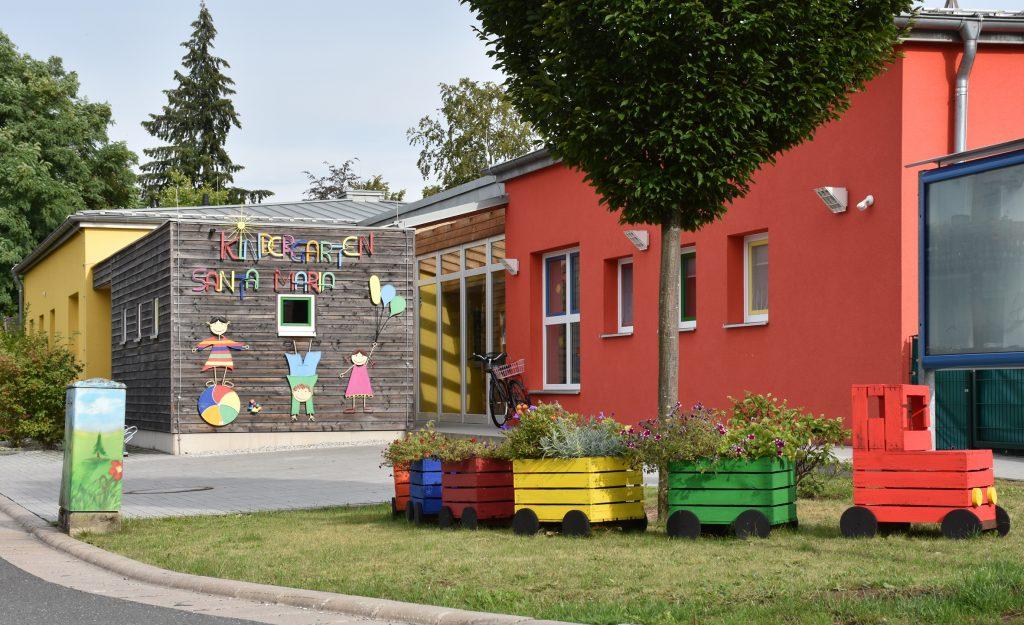 Kindergarten Santa Maria