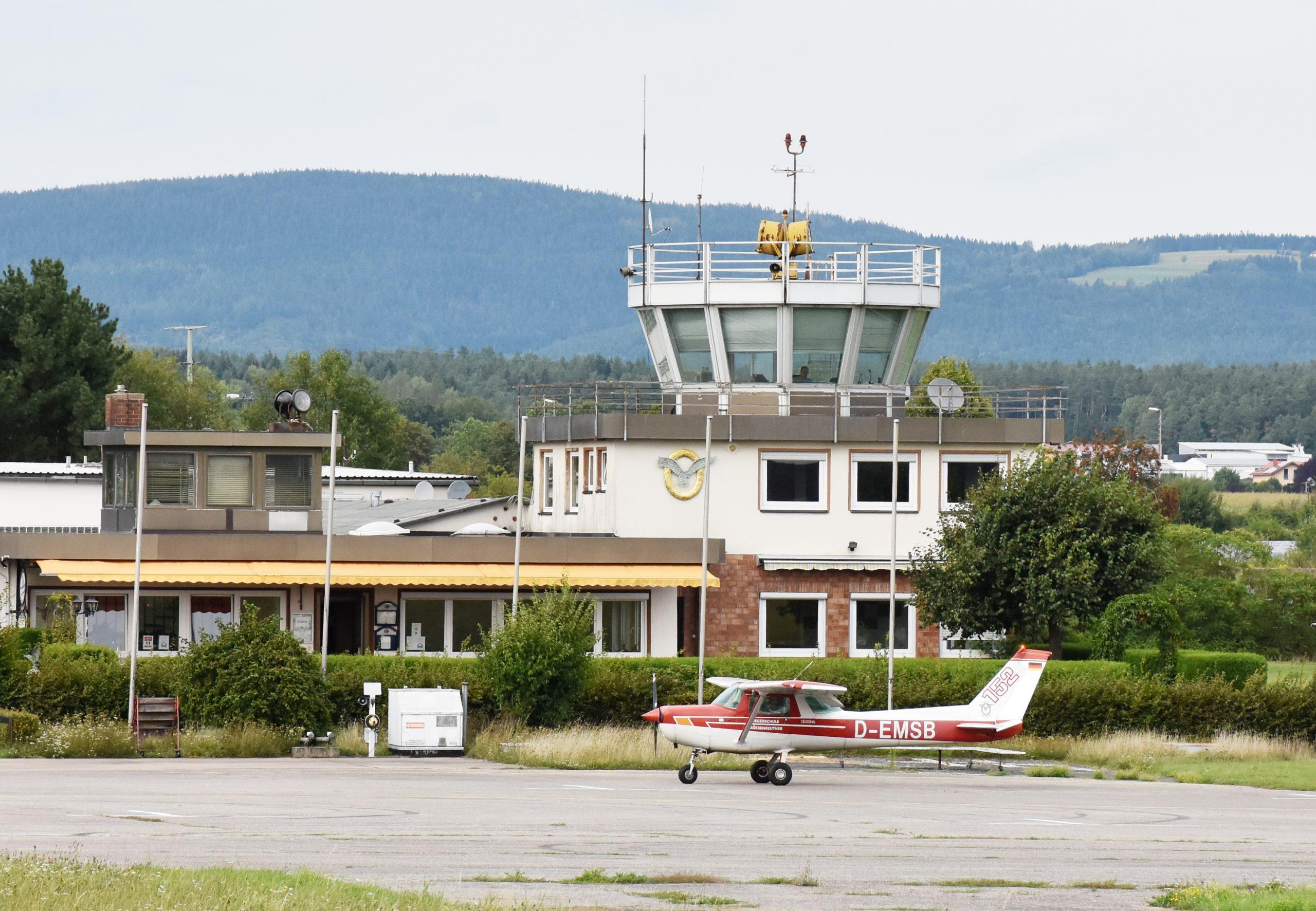 Fliegerschule Strößenreuther Speichersdorf