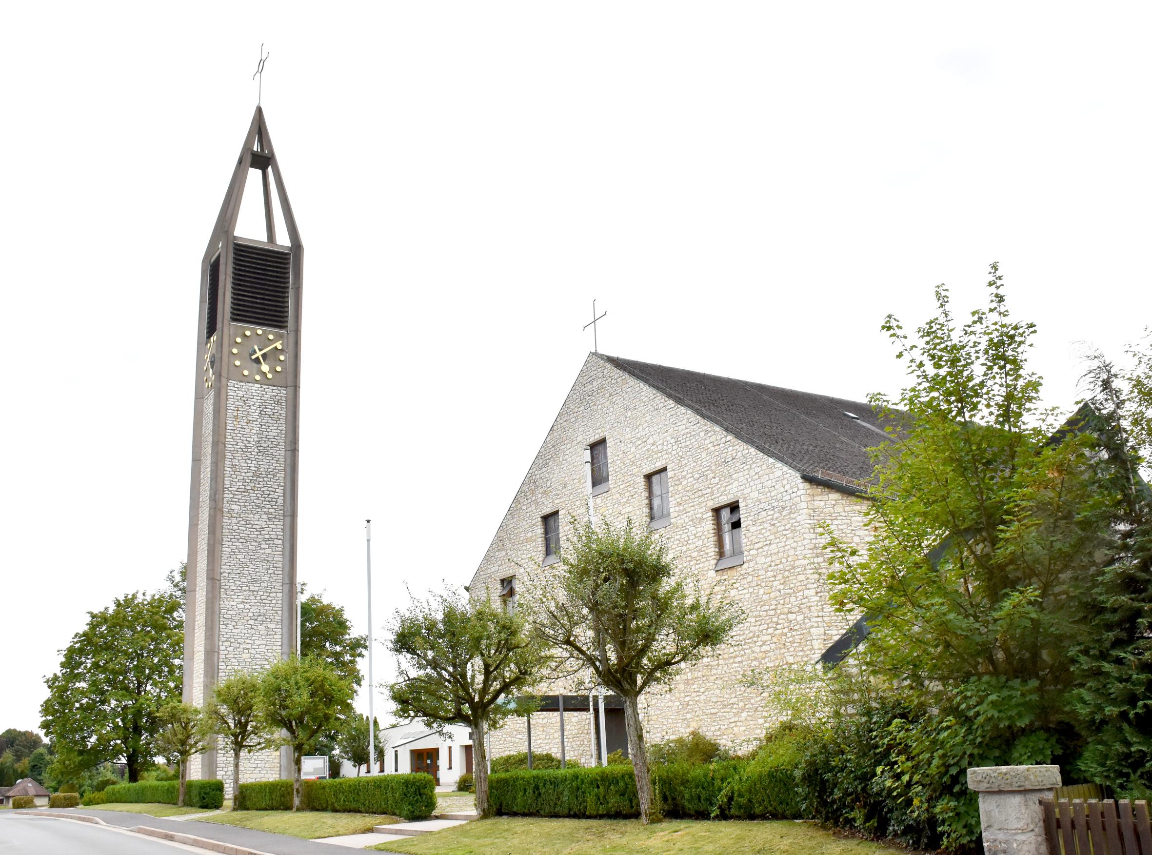 Dreifaltigkeitskirche Kirchenlaibach