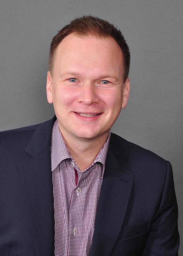 Bürgermeister Christian Porsch