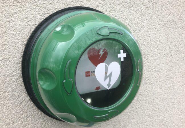 Defibrillator Speichersdorf