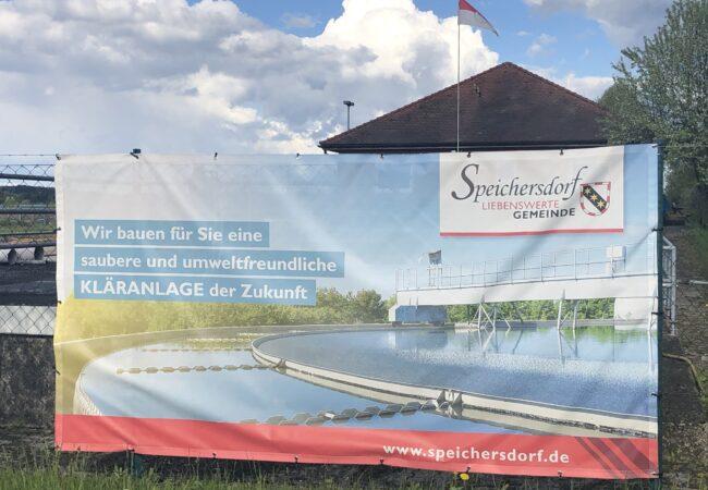 Kläranlage Speichersdorf